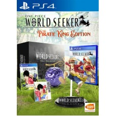 One Piece World Seeker Collector The Pirate King Edition