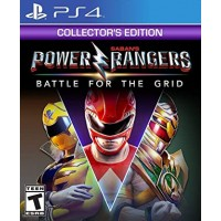 Power Rangers Battle for the Grid Collection Edition