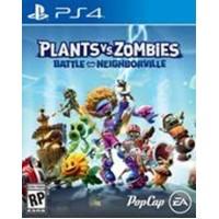 Plant vs Zombie Battle for Neighbourville