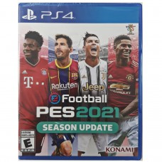 PES 2021 Pro Evolution Soccer eFootBall