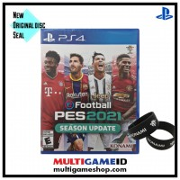 PES 2021 Pro Evolution Soccer eFootBall (US Version) +Rubber Konami