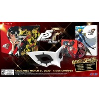 Persona 5 Royal Phamtom Thieves Collector Edition