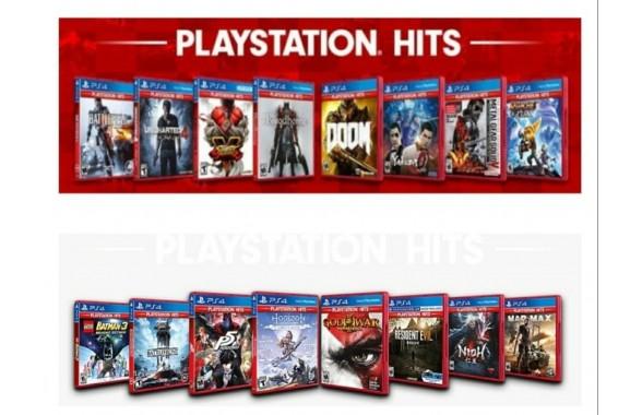 Playstation Hits