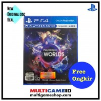 (Free Ongkir) PlayStation VR Worlds