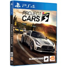 Project Cars 3 (Sport Rally)