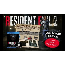 —PO/DP— Resident Evil 2 Collector's Edition (Jan 25, 2019)
