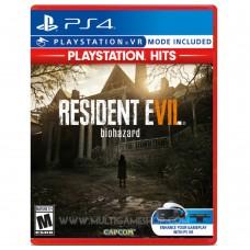 Resident Evil 7 Biohazard Playstation Hits