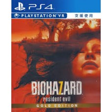 Resident Evil 7 Biohazard GOLD Edition (VR Competible)