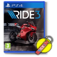 Ride 3 + Keychain