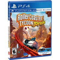Roller Coaster Tycoon Joyride (VR Competible)