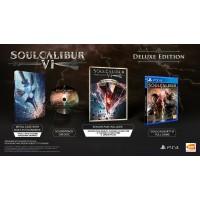 Soul Calibur VI Deluxe Edition