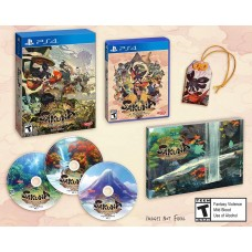 Sakuna of Rice and Ruin Divine Collector Edition
