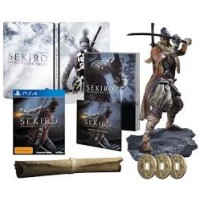 —PO—  Sekiro Shadows Die Twice Collector Edition  (Maret 22, 2019)