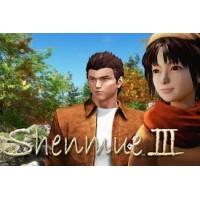 —PO/DP— Shenmue 3 (November 19, 2019)