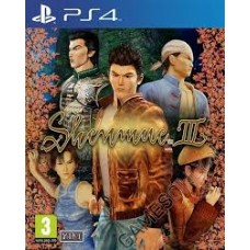 —PO/DP— Shenmue 3 (August 27, 2019)