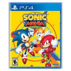 —PO/DP— Sonic Mania Plus (July 27, 2018)