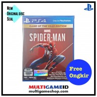 (Free Ongkir) Marvel SpiderMan GOTY