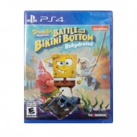 Spongebob Battle for Bikini Buttom Rehydrated