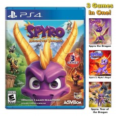 Spyro Reignited Trilogy (3in1)