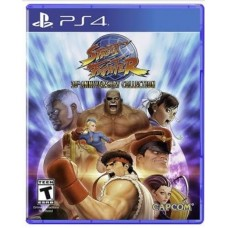 Street Fighter 30th Anniversary Collection