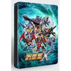 Super Robot Wars X + Steelcase
