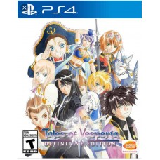 —PO/DP— Tales of Vesperia Definitive Edition (Jan 11, 2019)