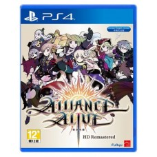 —PO/DP— The Alliance Alive HD Remastered (Oct 10, 2019)