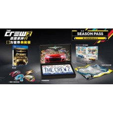 The Crew 2 Motor Nation Collector's Edition + Poster