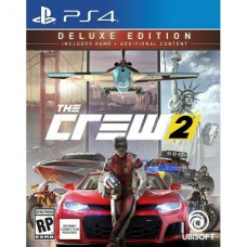 The Crew 2 Deluxe Edition + DLC