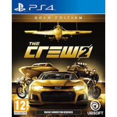 —PO/DP— The Crew 2 GOLD Edition (June 29,2018)