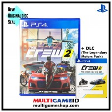 The Crew 2 + DLC Legendary Motors Pack (online) (Rally)