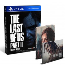 The Last of Us Part II Special Edition (May 29, 2020)