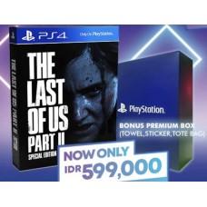 The Last of Us Part II Special Edition +Premium Box