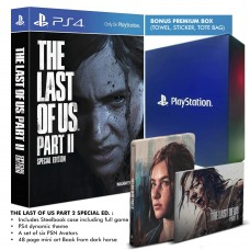 (Promo) The Last of Us Part II Special Edition +Premium Box