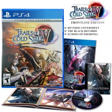 --PO2-- The Legend of Heroes Trails of Cold Steel IV Frontline Edition