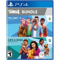 The Sims 4 Bundle Cats and Dog