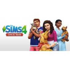 —PO/DP— The Sims 4 Bundle Cats and Dog (Nov 2, 2018)