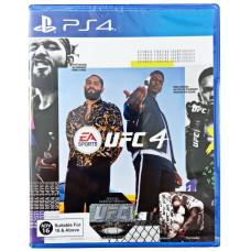 UFC 4 (Sport)
