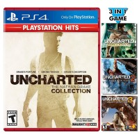 Uncharted The Nathan Drake Collection Playstation Hits