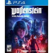 —PO/DP— Wolfenstein YoungBlood Standard Edition (July 26, 2019)