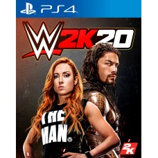 —PO/DP— WWE 2K20 (Oct 22, 2019)