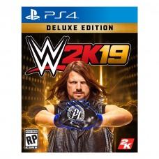 —PO— WWE 2K19 DELUXE (October 5, 2018)