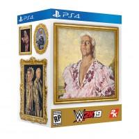 WWE 2K19 Collector' Edition + Lanyard