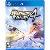 Warrior Orochi 4