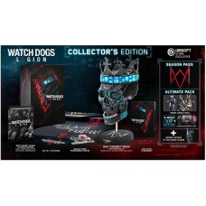 —PO/DP— Watch Dogs Legions Collectors Edition (Oct 29, 2020)