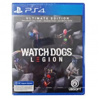 Watch Dogs Legions ULTIMATE Edition +DLC