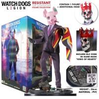 Watch Dogs Legions Resistant of London Fugurine +DLC