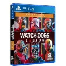 --PO-- Watch Dogs Legions GOLD Edition (Oct 29, 2020)