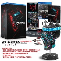 Watch Dogs Legions Collectors Edition