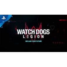 —PO— Watch Dogs Legion (Jan 2021)
